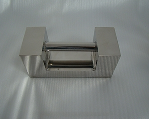 Stainless steel lock weight